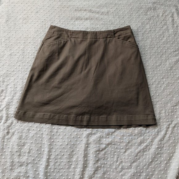 Nike Pants - Nike Golf Fit Dry skort size 8